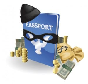 vacation identity theft