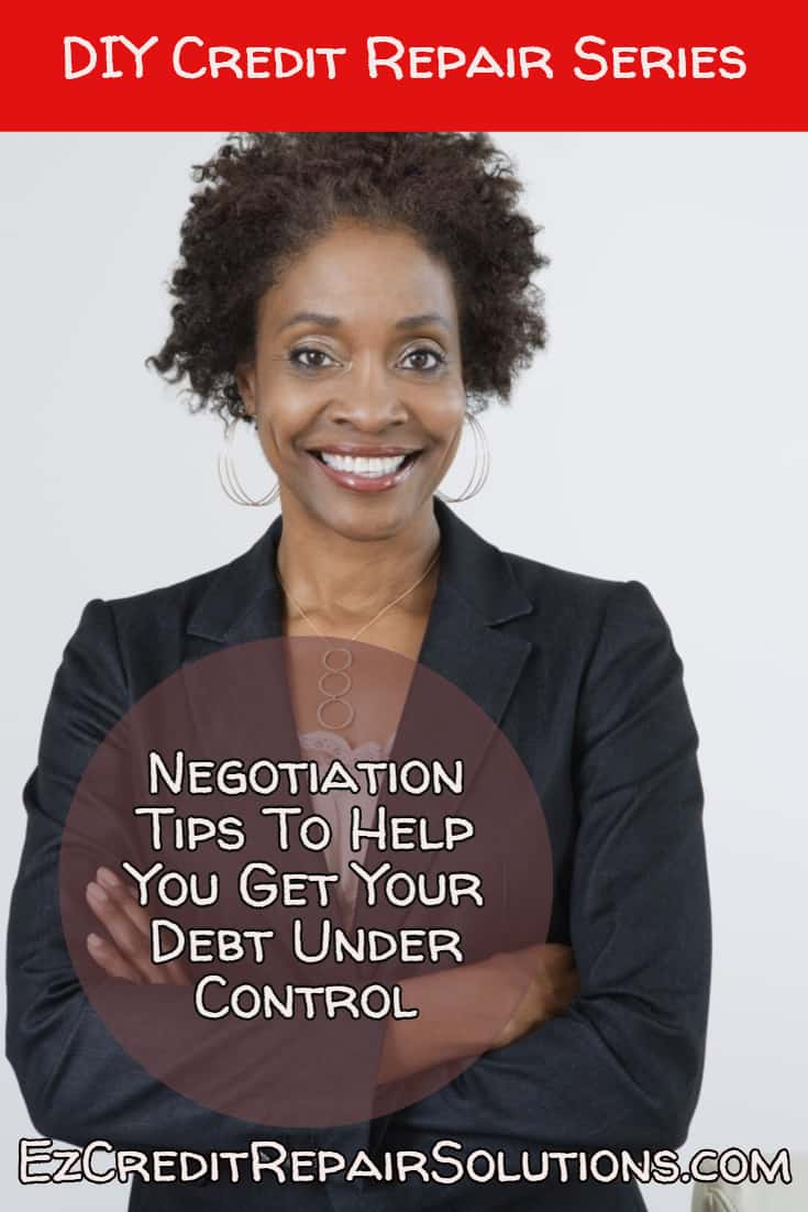 Tips that will have you negotiating your debt like a debt settlement professional!